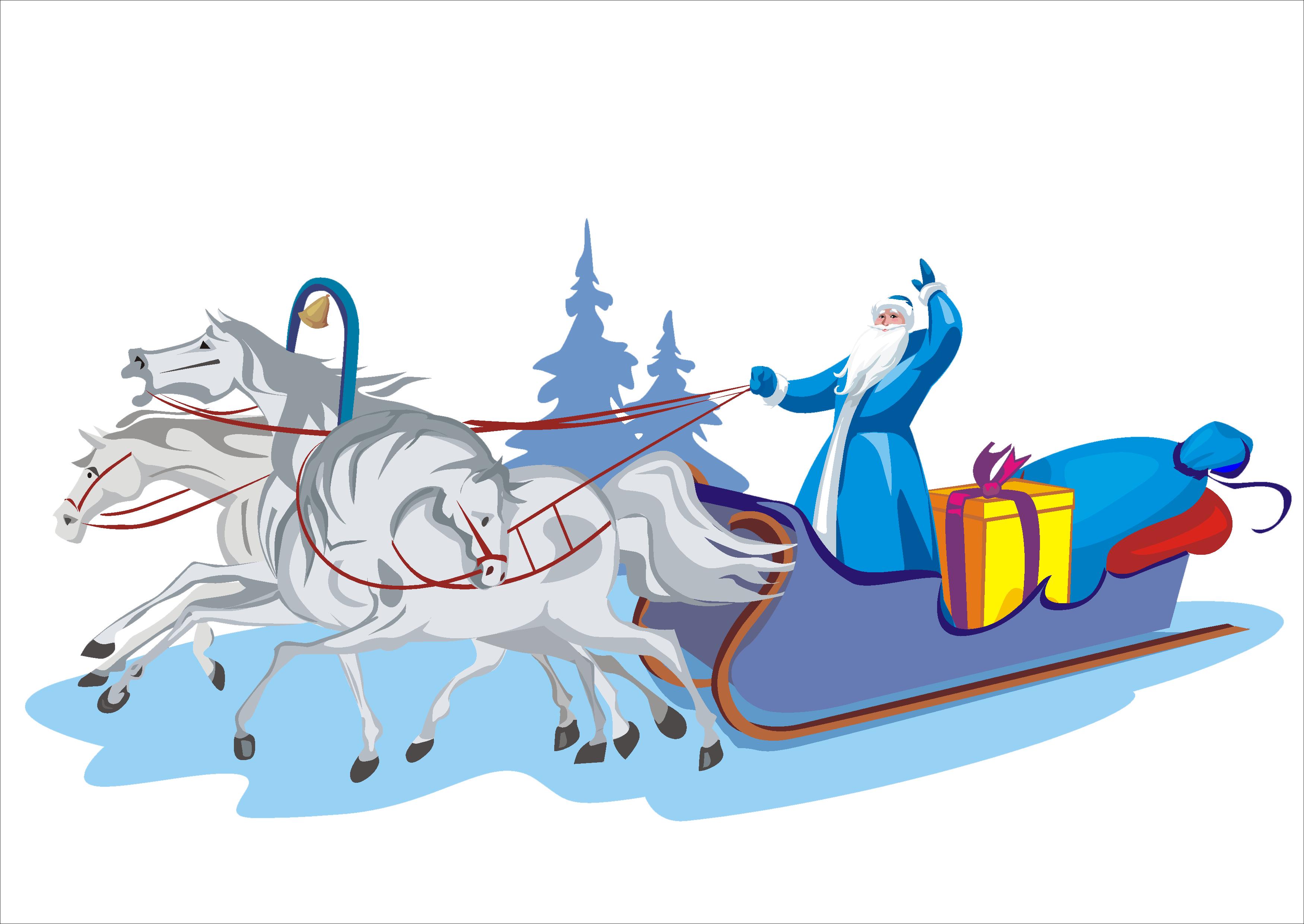 Дед мороз и снегурочка на дом цена