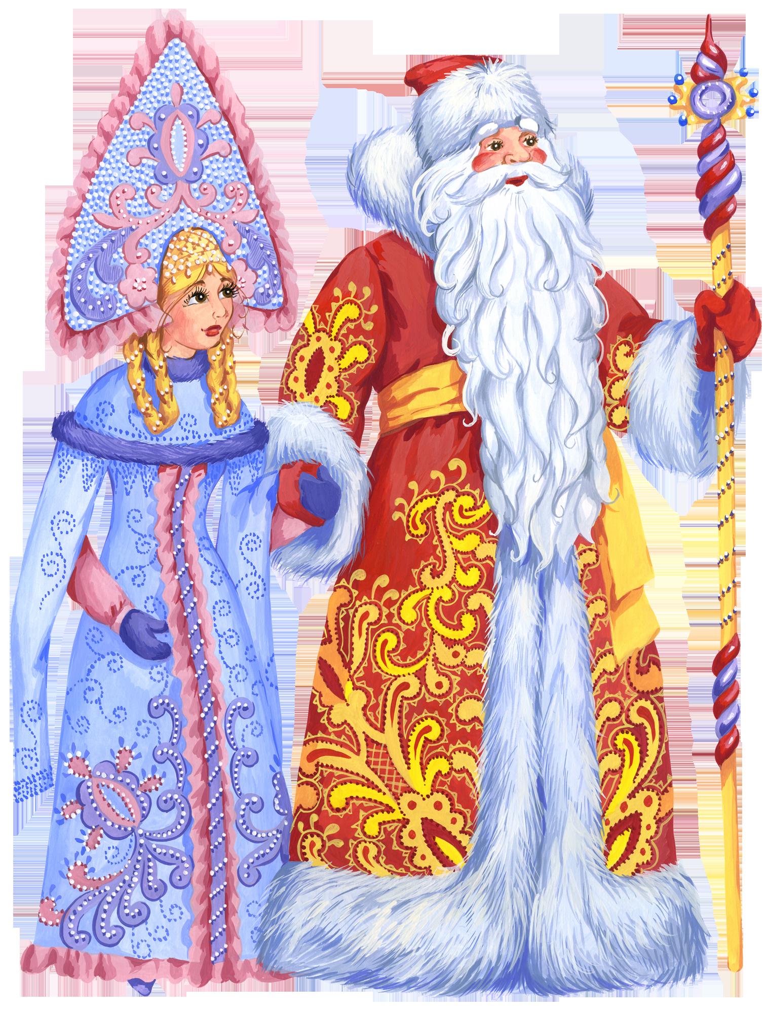 Цена за вызов Деда Мороза и Снегурочки