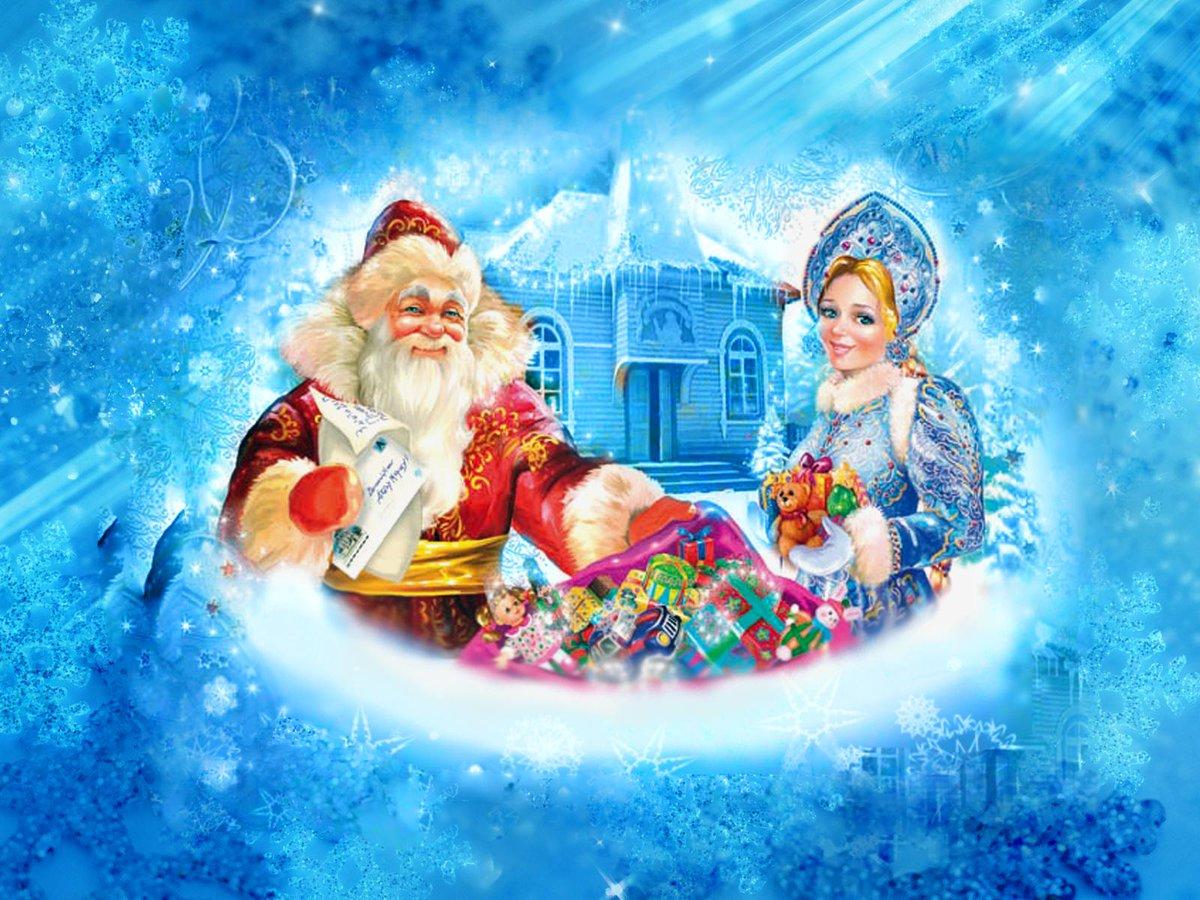 Дед мороз на дом 2020